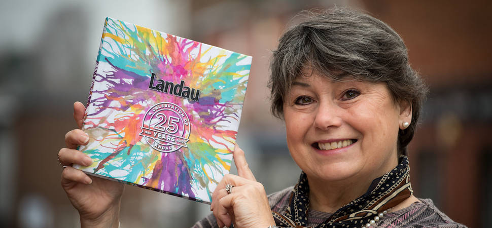 West Midlands charity marks 25 years with inspirational new book