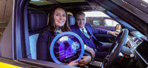Farnell Land Rover Guiseley sales executive named as a retail rising star