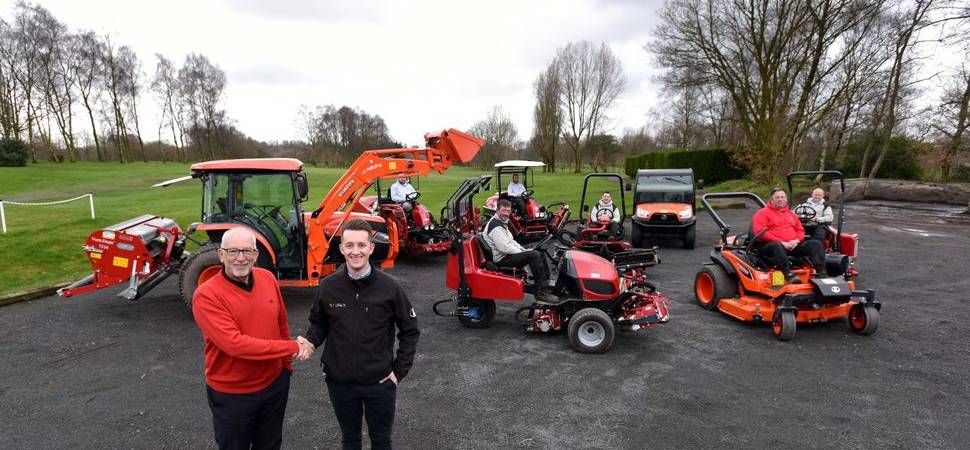 Whitefield Golf Club Invests in Brand New Fleet