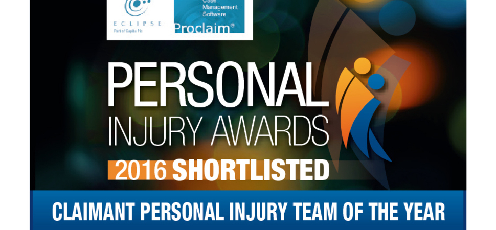 Law firm Roberts Jackson shortlisted for prestigious National award