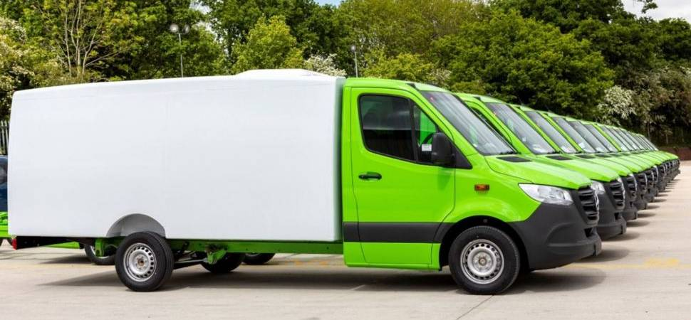 British Engineers Solve Carbon Fibre Conundrum That Could Transform Home Delivery Market