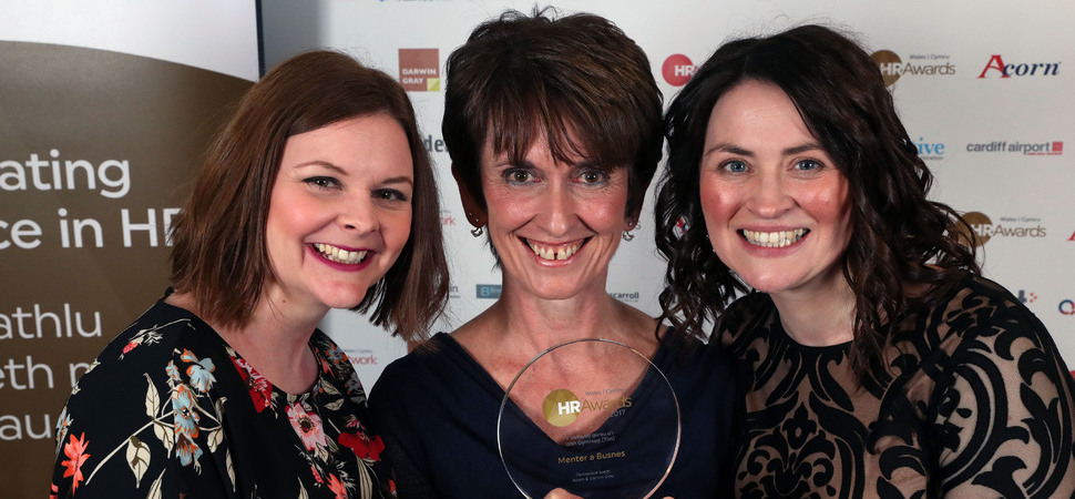 Welsh HR team named among top HR professionals at inaugural national