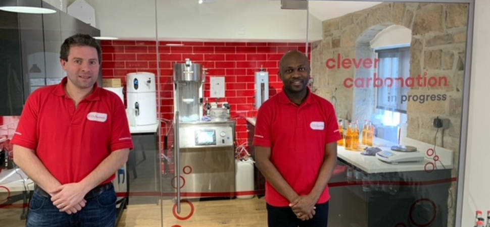 Carbonation scientists keep global soft drinks manufacturers fizzing