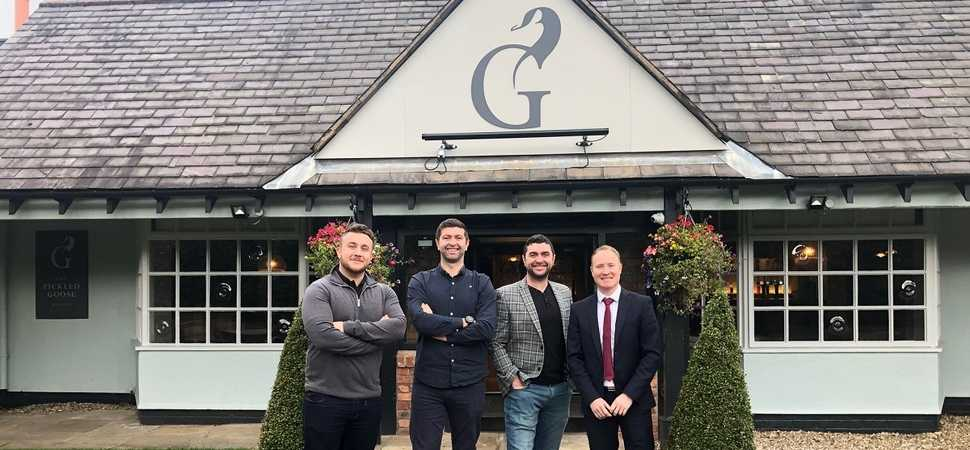 Restauranteur brothers open The Pickled Goose with £200k revamp