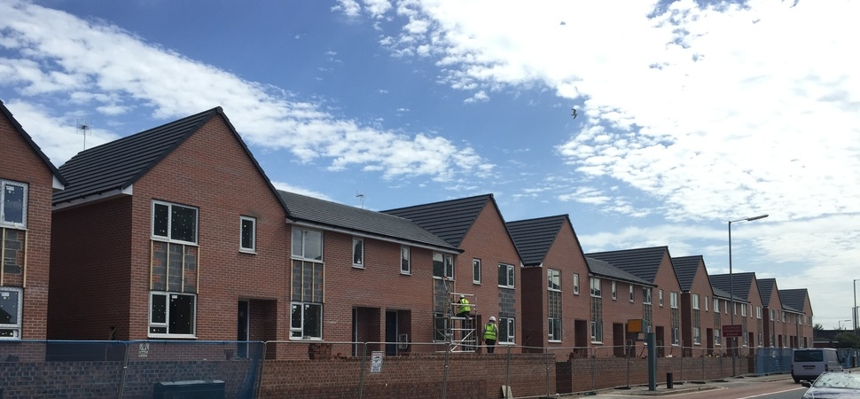 Last Properties Remaining at Shared Ownership Development