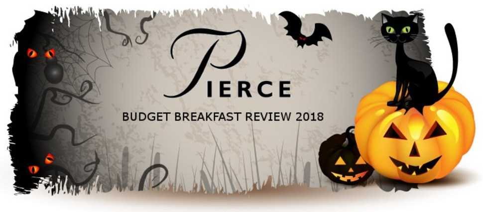 Pierce's free event makes the Budget less scary for businesses