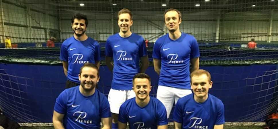 Pierce FC wins football league following unbeaten spell