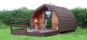 New glamping getaway set to open in Cheshire