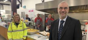 Meals from the Masons for People's Kitchen