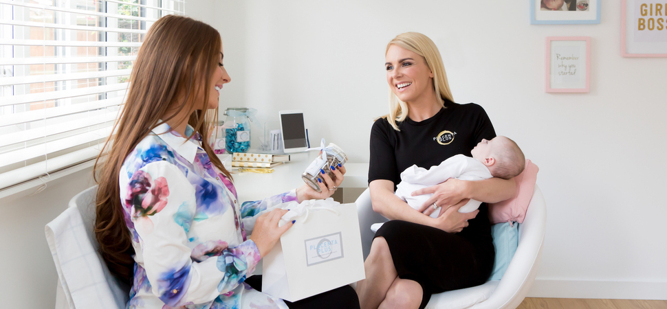 Liverpool Mum, Danielle Kinney is changing the face of Postnatal Depression