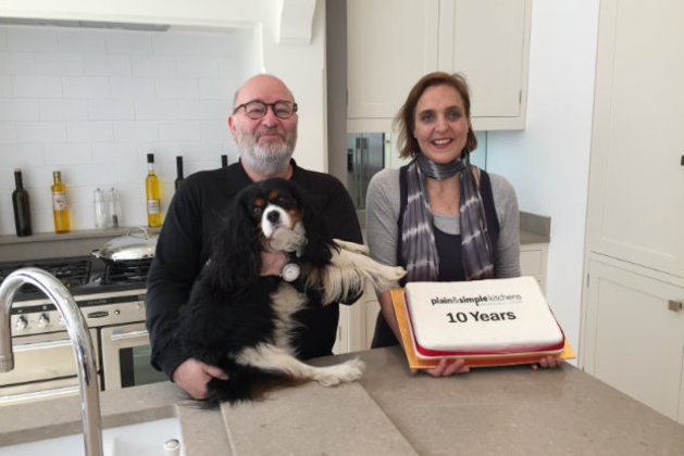 Plain & Simple Kitchens Celebrates 10 Years in Knutsford