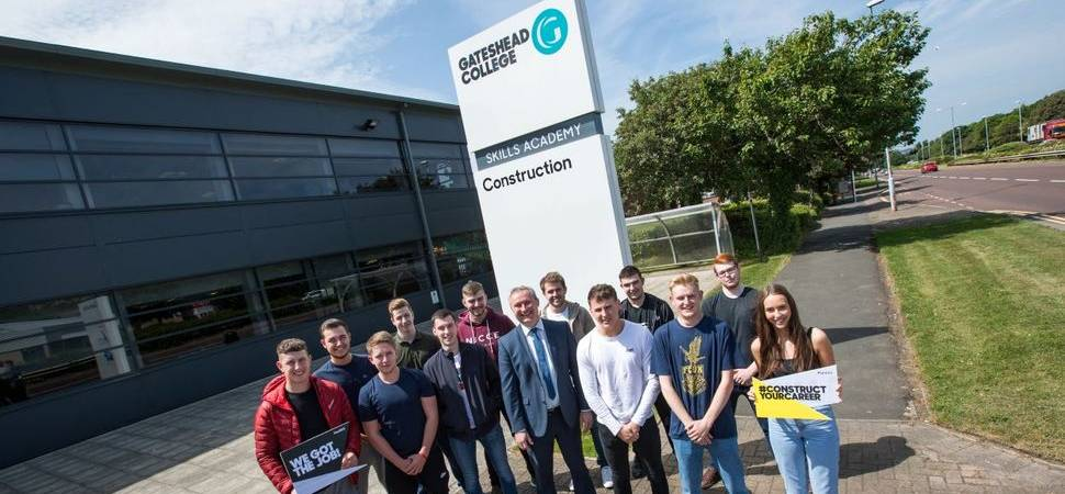 PlanBEE Manchester builds on success of North East construction skills programme