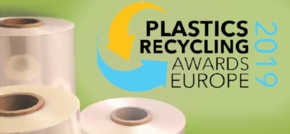 B-NAT Shrink Film  Finalist For Plastics Recycling Award Europe 2019!