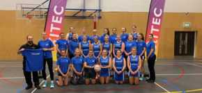 ITEC Supports Womens Netball Team Plymouth Pilgrims with Sponsorship