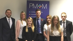 PM+M makes seven new appointments across business