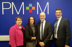 PM+M Expands Operations in Burnley with New Office Move