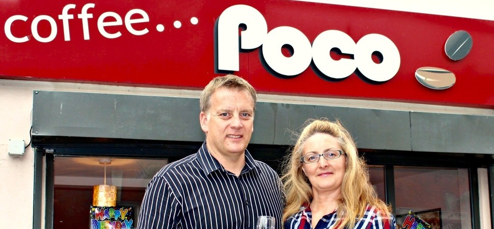 Poco Coffee raises a roast to fourth anniversary