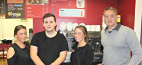 Career prospects brewing at Poco Coffee as part of apprentice scheme