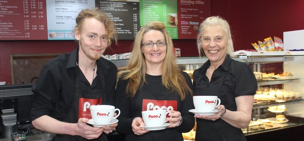 Llandudno set to wake up and smell the coffee with launch of Poco Coffee