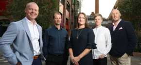 Local architectural firm celebrates anniversary with restructure