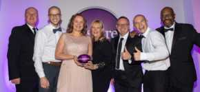 Inspirational education programme takes home second award of the year