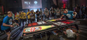 Tsingtao & Ping Pong Fight Club take over Manchester this month