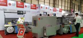 Dewsbury-based YPS have successful packaging exhibition!