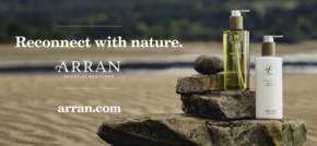 Arran Sense of Scotland Launches New Campaign with Edinburgh Agency PUNK
