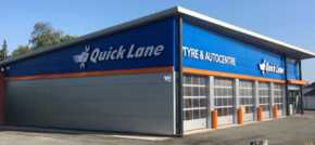Quick Lane Tyre & Autocentre opens new Prestwich facility