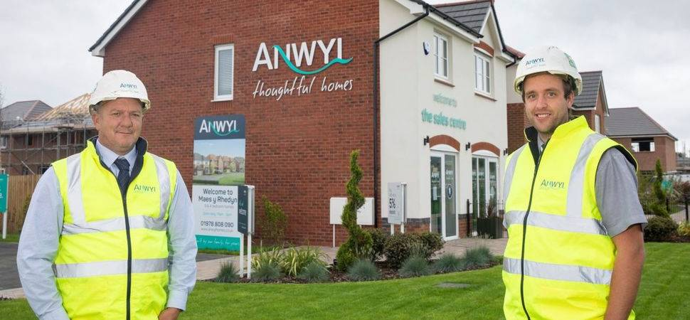 Anwyl wins Pride in the Job awards in North Wales