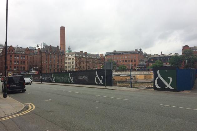 Public engagement on reworked plans for key city centre site