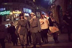 The Printworks Prepares For Zombie Invasion Ahead Of Halloween