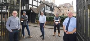 New lease of life for some of Coventrys oldest buildings