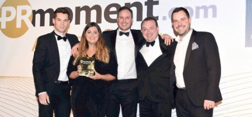 Cheshire PR and marketing firm crowned the north's New Agency of the Year
