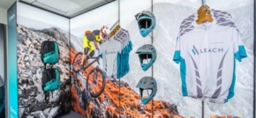 Vision Product Wall is latest innovation to be unveiled by Leach