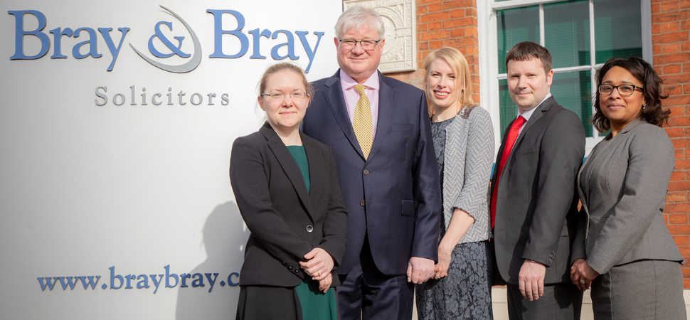 Raft of senior promotions for law firm Bray & Bray