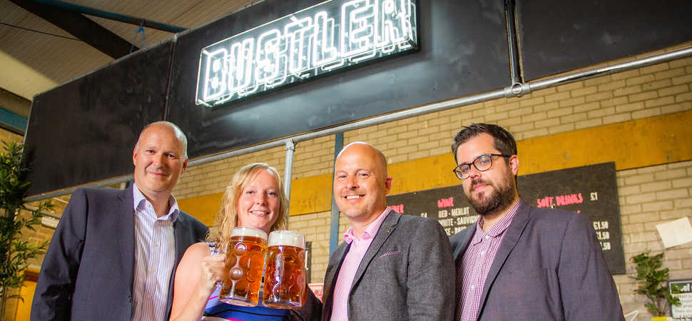 Prost! Oktoberfest-style event comes to Derby