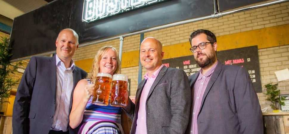 Beer and Bratwurst set to tempt revellers at Derbys inaugural Proptobier