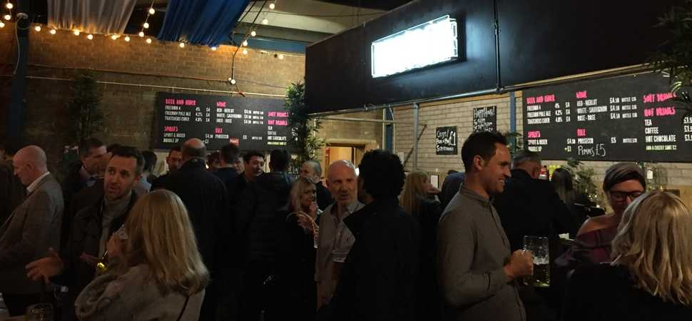 Midlands businesses raise a glass for inaugural Proptobier event