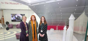 PSS continues centenary celebrations with new display at  Museum of Liverpool