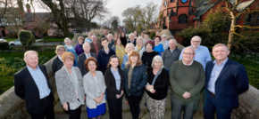 Port Sunlight Village Trust launches five-year strategic plan thanks to a Nation