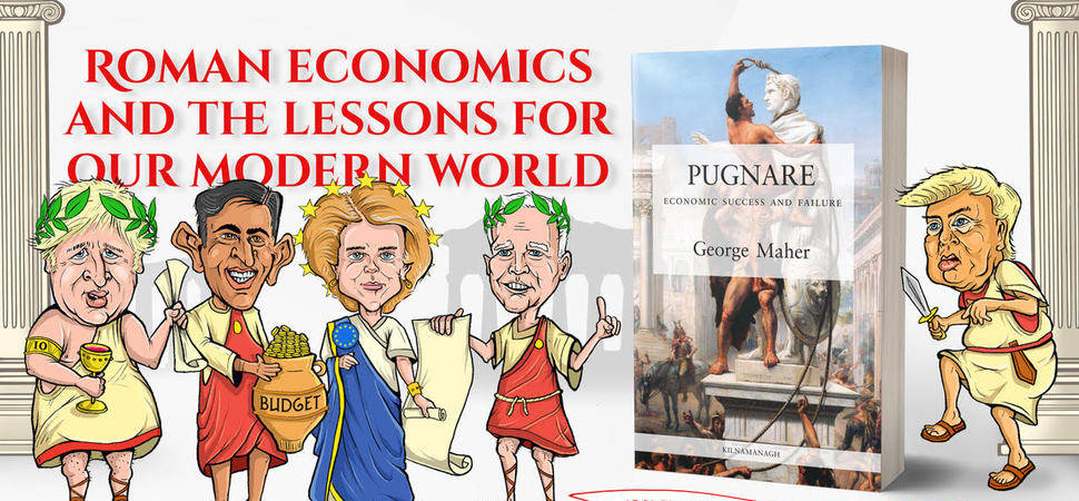 Pugnare - George Maher's lessons from the economic collapse of Rome