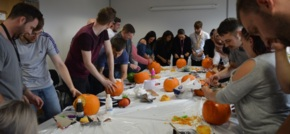 Solicitors Roberts Jackson get Halloween underway