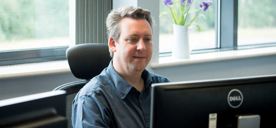 Midlands firm boosts data security for businesses worldwide