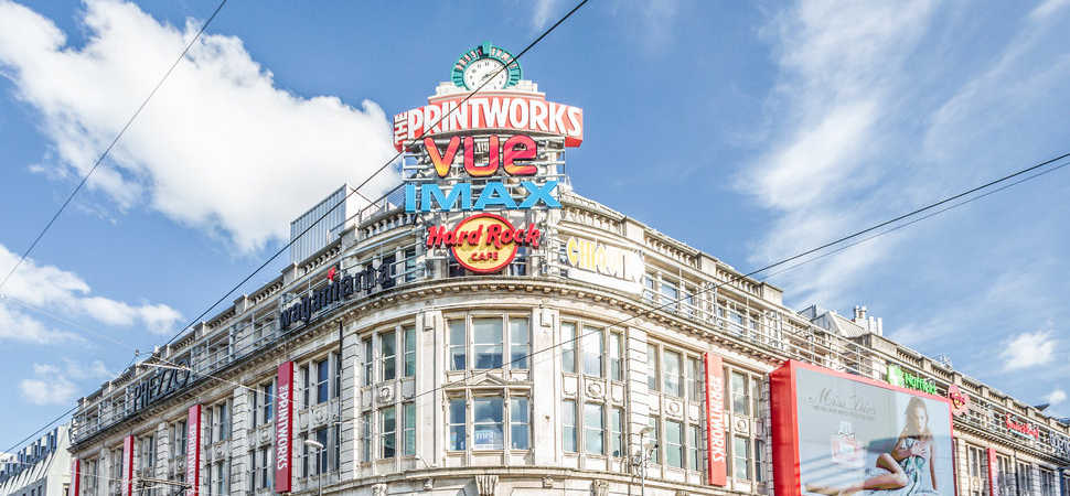 Manchester's Jam steps back into The Printworks