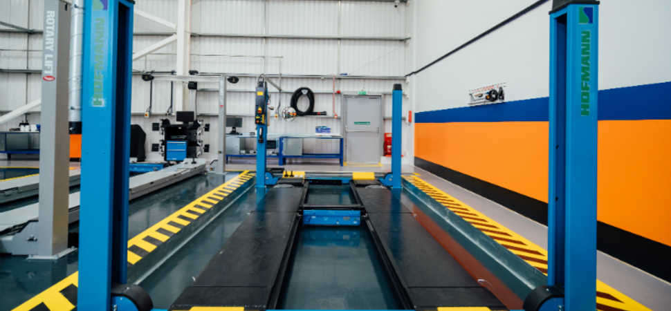 Local autocentre invests £40k in state-of-the-art MOT equipment