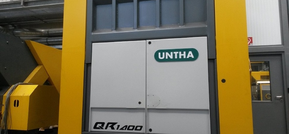 PPMA Show to host first-look at UNTHA's new plastic and packaging shredder