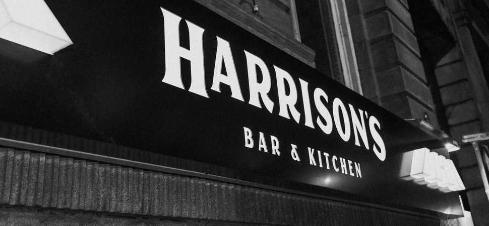 Harrisons is the new local in town.