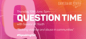 Youth lead 'Question Time' event to address abuse in communities