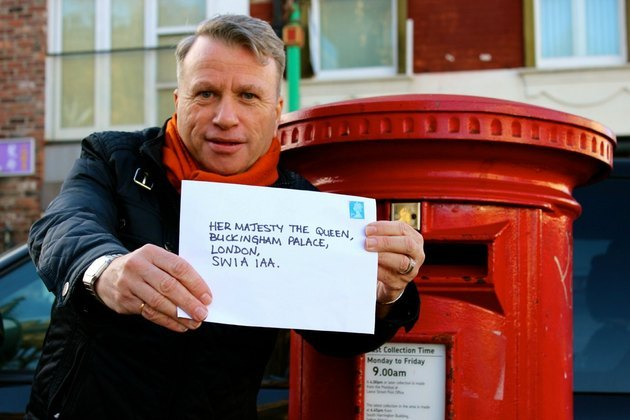 Voodou pens letter to the Queen to make Global Scouse Day a national holiday